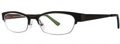 OGI Eyewear 4011 Eyeglasses Eyeglasses - 1148 Olive / Brown
