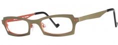 OGI Eyewear 4022 Eyeglasses Eyeglasses - 1208 Olive / Bronze