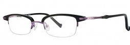OGI Eyewear 4023 Eyeglasses Eyeglasses - 920 Black / Purple