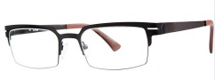 OGI Eyewear 4500 Eyeglasses Eyeglasses - 1201 Dark Brown