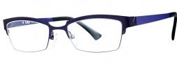 OGI Eyewear 4501 Eyeglasses Eyeglasses - 1424 Eggplant