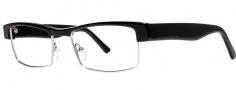 OGI Eyewear 4502 Eyeglasses Eyeglasses - 134 Black