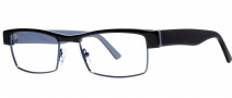 OGI Eyewear 4502 Eyeglasses Eyeglasses - 441 Blue Demi / Blue