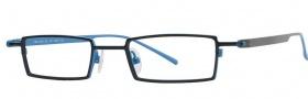 OGI Eyewear 5020 Eyeglasses Eyeglasses - 301 Black / Blue