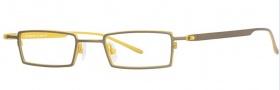 OGI Eyewear 5020 Eyeglasses Eyeglasses - 303 Bronze / Yellow