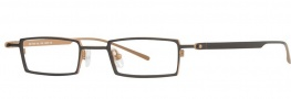 OGI Eyewear 5020 Eyeglasses Eyeglasses - 1005 Deep Navy / Tan
