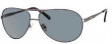 Carrera X-Cede 7013/S Sunglasses Sunglasses - 1P4P Ruthenium (RH Gray Polarized Lens)