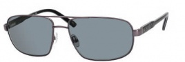 Carrera X-Cede 7015/S Sunglasses  Sunglasses - 1R6P Ruthenium (RH Gray Polarized Lens)