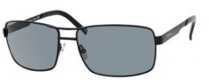 Carrera X-Cede 7022/S Sunglasses Sunglasses - 003P Black Matte (RH Gray Polarized Lens)