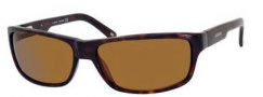 Carrera X-Cede 7023/S Sunglasses Sunglasses - 086P Dark Havana (RI Brown Polarized Lens)