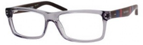 Tommy Hilfiger 1136 Eyeglasses Eyeglasses - 0J6N Gray / Dark Wood