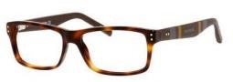 Tommy Hilfiger 1136 Eyeglasses Eyeglasses - 0H1X Havana / Dark Wood
