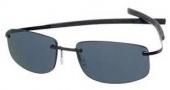 Tag Heuer Spring Sun 0383 Sunglasses Sunglasses - 101 Black Black Ceramic / Grey Outdoor