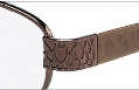 Flexon 468 Eyeglasses  Eyeglasses - 218 Coffee