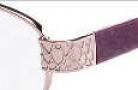 Flexon 468 Eyeglasses  Eyeglasses - 607 Rose Paradise