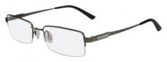 Flexon 482 Eyeglasses Eyeglasses - 324 Matte Green