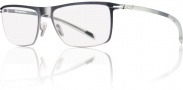 Smith Optics Avedon Eyeglasses Eyeglasses - Matte Silver 67M