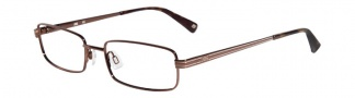 JOE Eyeglasses JOE 4015 Eyeglasses Eyeglasses - Coffee