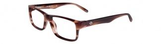 Joseph Abboud JA4022 Eyeglasses Eyeglasses - Walnut