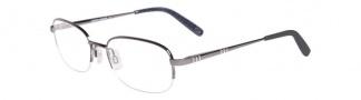Joseph Abboud JA4021 Eyeglasses Eyeglasses - Gunmetal
