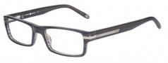 Joseph Abboud JA4019 Eyeglasses Eyeglasses - Blue Smoke