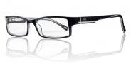 Smith Optics Intersection Eyeglasses Eyeglasses - Black White L91