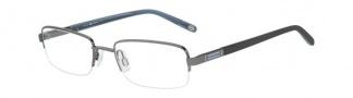 Joseph Abboud JA4017 Eyeglasses Eyeglasses - Gunmetal
