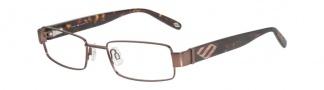 Joseph Abboud JA4016 Eyeglasses Eyeglasses - Coffee Wood