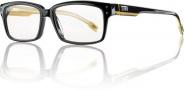 Smith Optics Intersection 3 Eyeglasses Eyeglasses - Black Yellow BKY