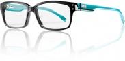 Smith Optics Intersection 3 Eyeglasses Eyeglasses - Black Teal BKL
