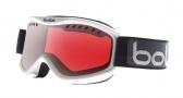 Bolle Carve Goggles Goggles - 20783 Shiny White / Vermillion Gunmetal