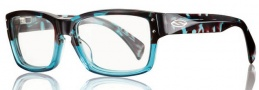 Smith Optics Chemist Eyeglasses Eyeglasses - Lagoon Blue Split LAG