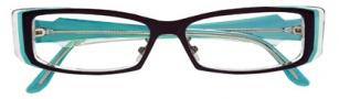 BCBGMaxazria Adele Eyeglasses Eyeglasses - BLA Black