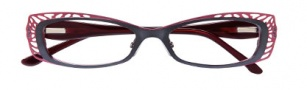 BCBGMaxazria Aliya Eyeglasses Eyeglasses - SLA Slate