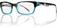 Smith Optics Confession Eyeglasses Eyeglasses - Lagoon Blue Split M4R