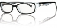 Smith Optics Delaney Eyeglasses Eyeglasses - Black Crystal TOU