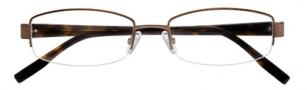 BCBGMaxazria Armando A Eyeglasses Eyeglasses - BRO Brown