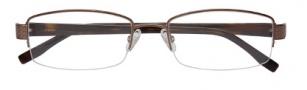 BCBGMaxazria Armando B Eyeglasses Eyeglasses - BRO Brown
