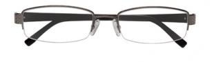 BCBGMaxazria Armando B Eyeglasses Eyeglasses - GUN Gunmetal