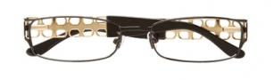 BCBGMaxazria Ayana Eyeglasses  Eyeglasses - BLA Black