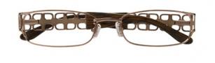 BCBGMaxazria Ayana Eyeglasses  Eyeglasses - SAN Sand