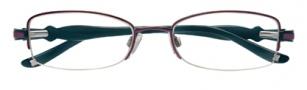 BCBGMaxazria Belinda Eyeglasses Eyeglasses - PLU Plum