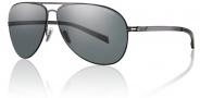 Smith Optics Ridgeway Sunglasses Sunglasses -  Gunmetal / Polarized Gray