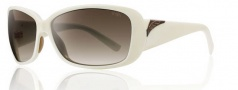 Smith Optics Shorewood Sunglasses Sunglasses - Ivory / Brown Gradient