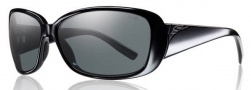 Smith Optics Shorewood Sunglasses Sunglasses - Black / Polarized Gray