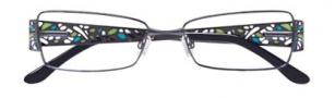 BCBGMaxazria Carolina Eyeglasses Eyeglasses - INK Ink