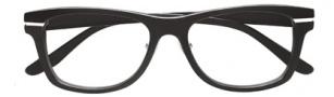 BCBGMaxazria Charlene Eyeglasses Eyeglasses - BLA Black Laminate