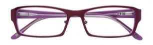 BCBGMaxazria Colette Eyeglasses Eyeglasses - BER Berry