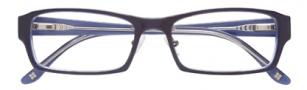 BCBGMaxazria Colette Eyeglasses Eyeglasses - INK Ink