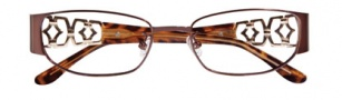 BCBGMaxazria Cristina Eyeglasses Eyeglasses - BRO Brown